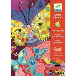 Cartes a Broder - Elegant Carnaval
