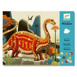 Mosaique - Dinosaures