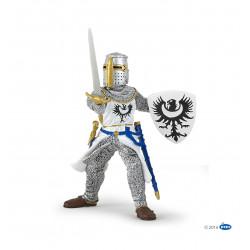 Chevalier blanc à l'épée - Papo