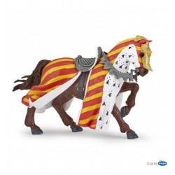 Cheval de tournoi - Papo