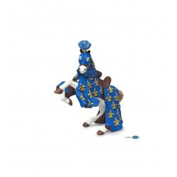 Cheval du Prince Philippe bleu - Papo