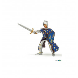 Prince Philippe bleu - Papo