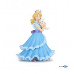 La Princesse Bleue au Chat - Papo