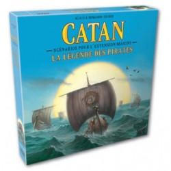 Catan Extension la légende des pirates