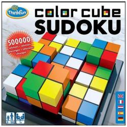 Color Cube - Sudoku
