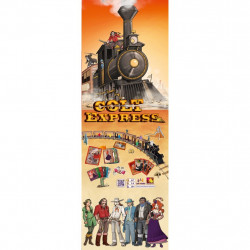 Colt express - playmat