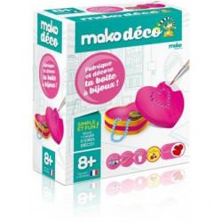 Mako Moulage - Déco boite à bijoux