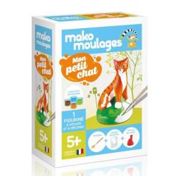 Mako Moulage - Mon petit chat