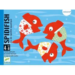 Jeu de cartes - Spidifish