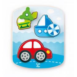Puzzle dynamique - vehicules
