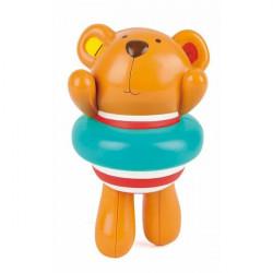 Teddy et sa bouée - Jeu de bain