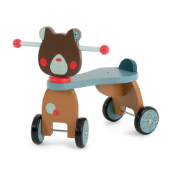 Porteur ours - Les Jolis trop Beaux