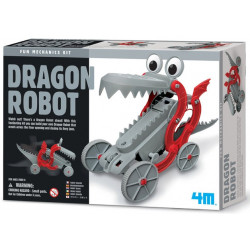 4M - Robot dragon