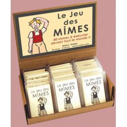 Le jeu des Mimes
