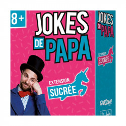 Joke de Papa - Extension sucrée
