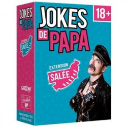Joke de Papa - Extension salée