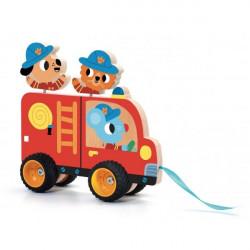 Jouet à trainer - Terreno Truck