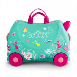 Valise à roulette Trunki Ride-on Fée Flora