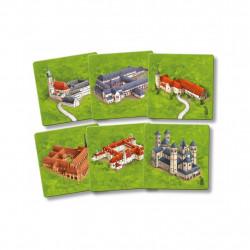 Carcassonne - Ext Mini - Abbayes
