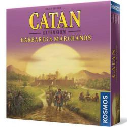 Catan- Ext Barbares et Marchands