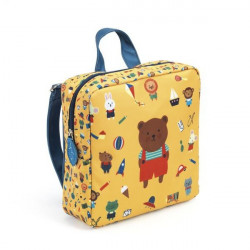Sac maternelle ours