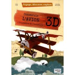 Construis l avion 3D