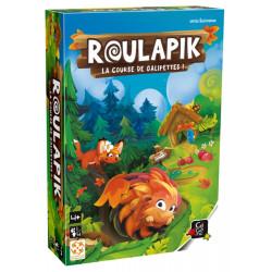Roulapik - La course de galipettes