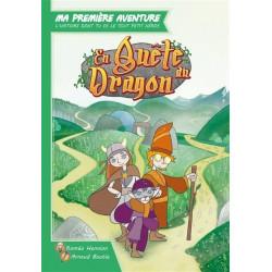 Livre héros - Première aventure - Quête Dragon