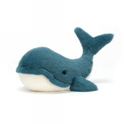 Peluche - Wally la Baleine - 35 cm