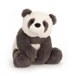 Peluche - Harry le Panda - 19 Cm