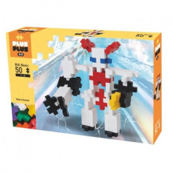 Box big basic robot 50 pièces