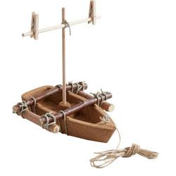 Kit assemblage bateau en liège