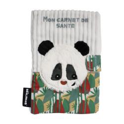 Protège carnet de Panda - Déglingos