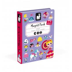 Magnéti book - Princesses