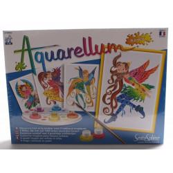 Aquarellum junior - Nymphes