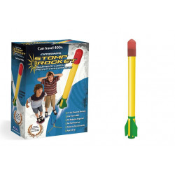 Fusée - Stomp rocket - Extreme