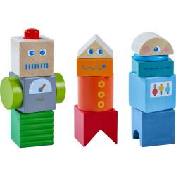 Blocs de découverte - Amis des Robots