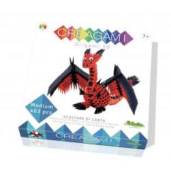 Origami 3D - Dragon
