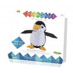 Origami 3D - Pingouin