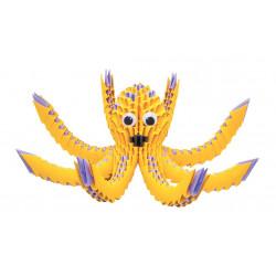 Origami 3D - Pieuvre
