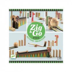 Zig & Go - Jeu construction...