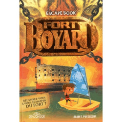 Escape Book Jr - Fort Boyard