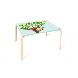 Table Hibou enfant