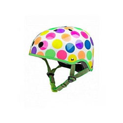 Casque - Pois Fluo - Taille S