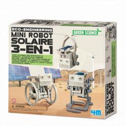 Robot solaire 3en1- 4M