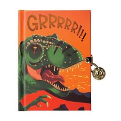 Carnet secret dinosaure