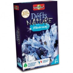 Defi nature - Minéraux