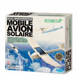 Mobile avion solaire -...