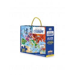 Puzzle - Je découvre l Europe