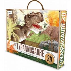 Maquette 3D - Tyrannosaure